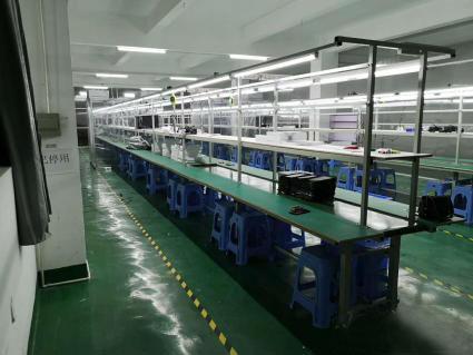 广州流水线拆装改装搬迁厂家