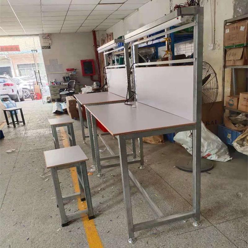 深圳注塑机车间工作台出售