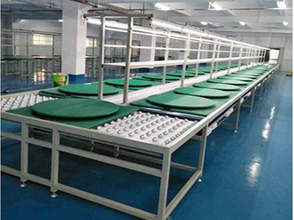 深圳滚筒流水线厂家