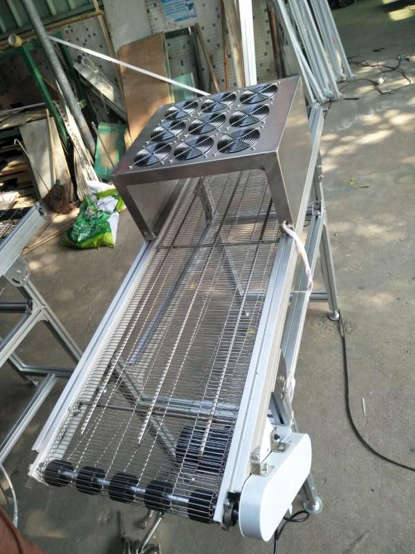 钢网输送机