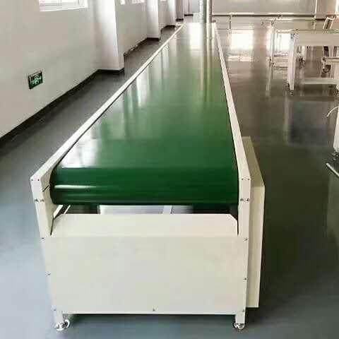 直线带式输送线包装流水线