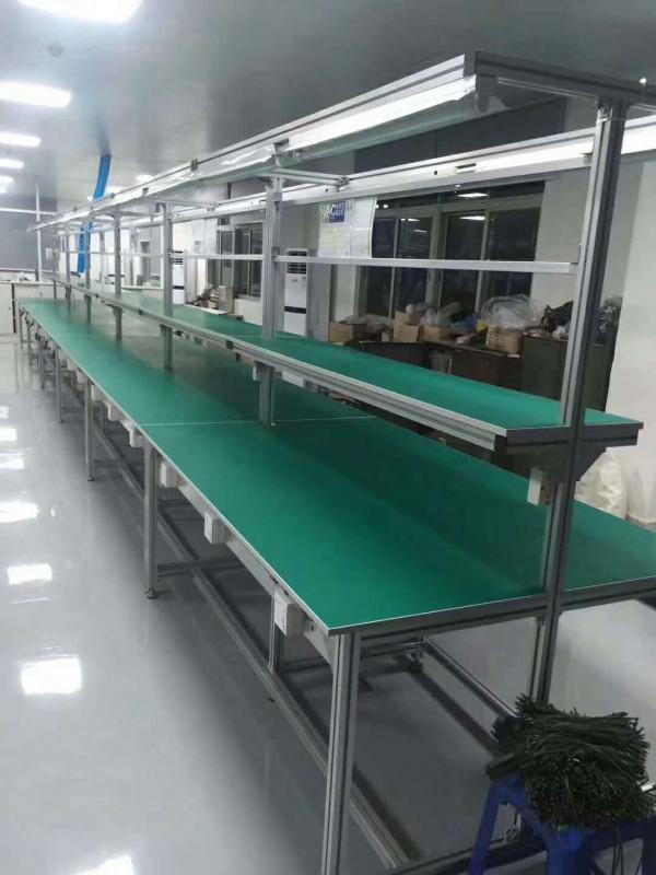 铝型材组装线平板线