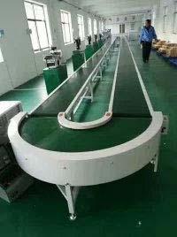 自动循环包装输送线