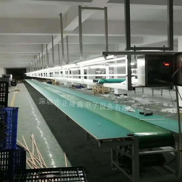 灯架吊顶式流水线厂家