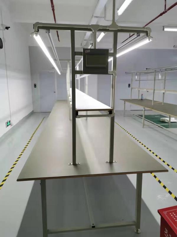 深圳二手平板线双边工作台出售