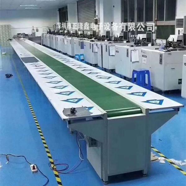不锈钢包装流水线生产厂家