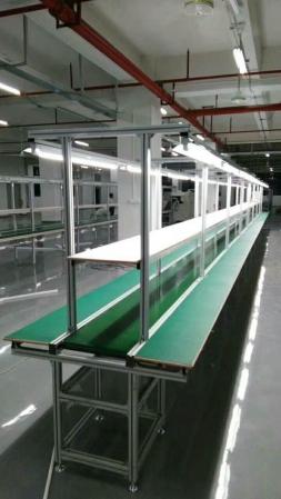 铝型材装配生产线