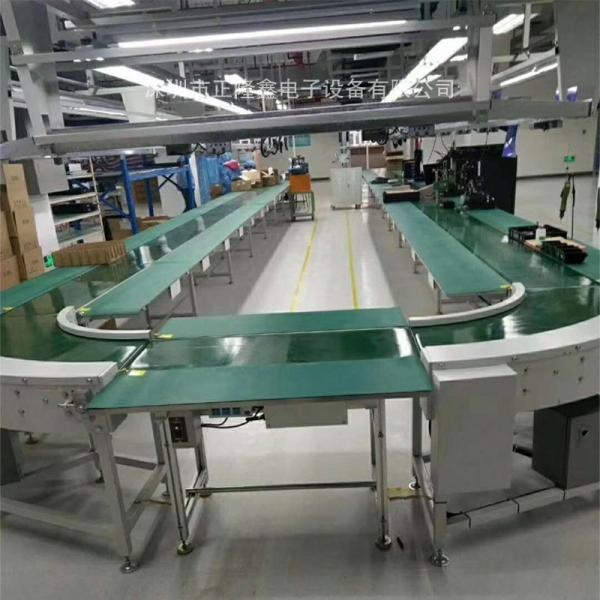广州沙井金桥皮带输送线生产厂家