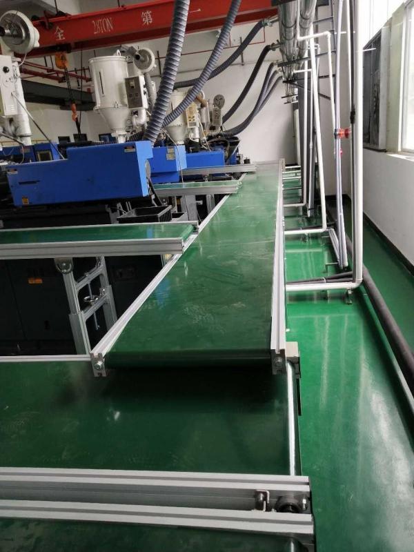 广州注塑厂皮带流水线定做