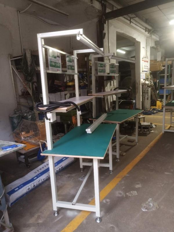 广州单边工作台生产厂家