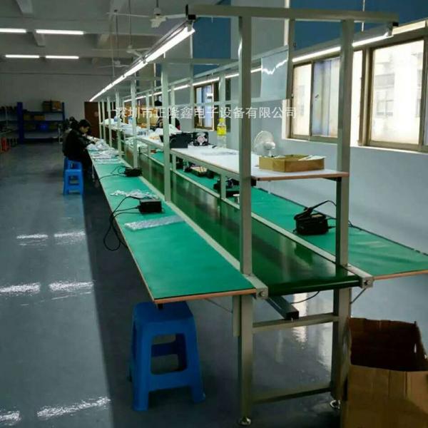 广州长条台流水线回收厂家
