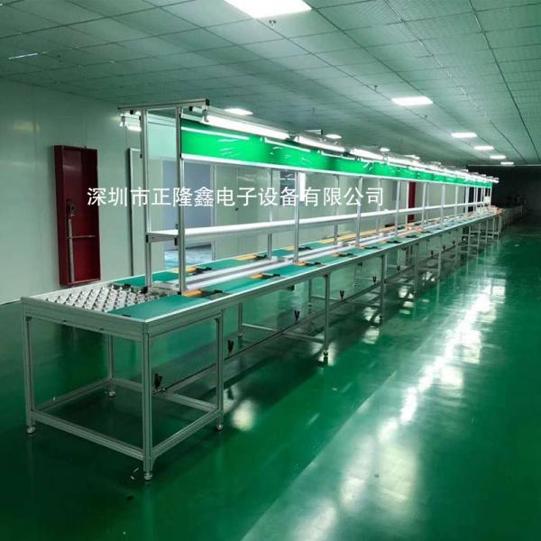 深圳手推组装流水线供应厂家