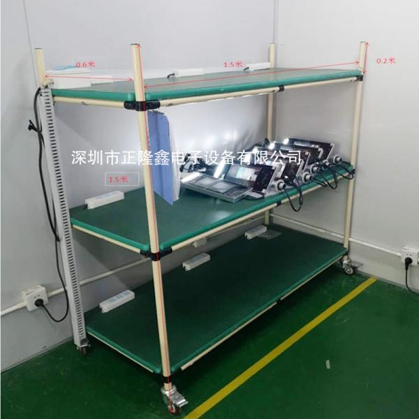 深圳手推周转车工作台