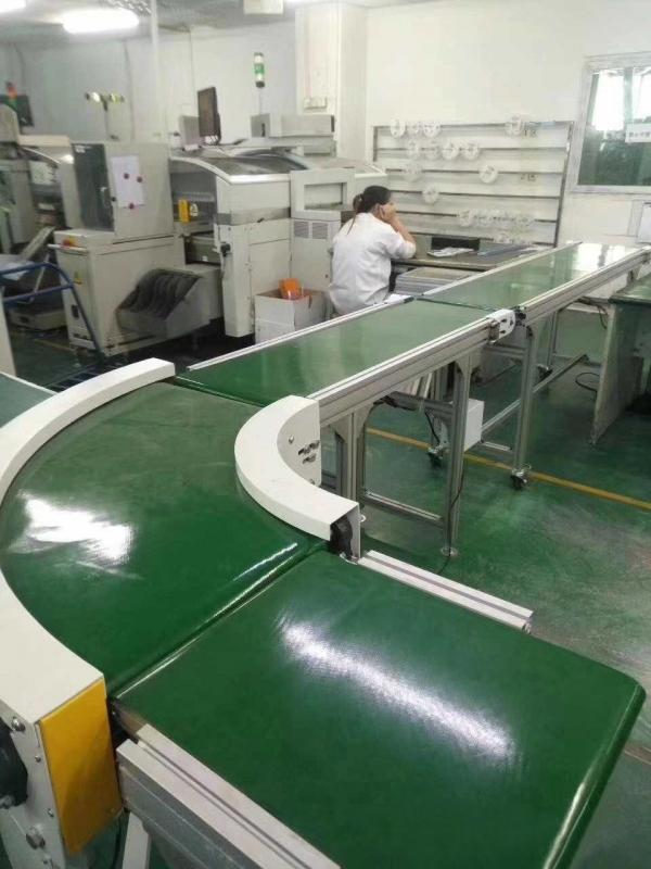 深圳皮带输送流水线供应厂家