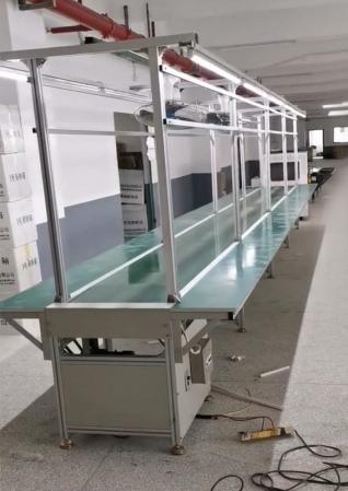 铝型材包装流水线