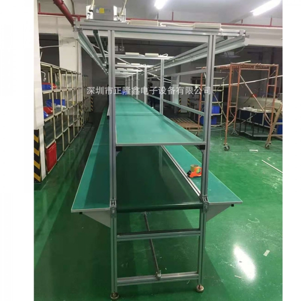 铝型材装配流水线定做拆装厂家