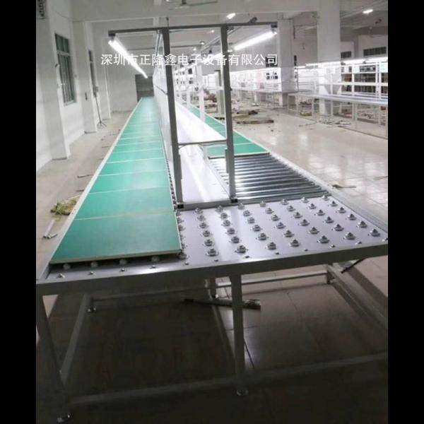 深圳手推组装线生产线