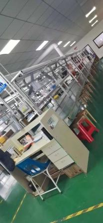 广州低价供应二手4条14米二手铝合金流水线