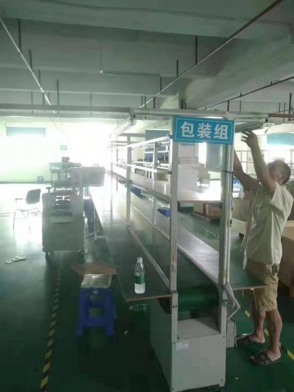 广州转让一条6米流水线,包安装送货