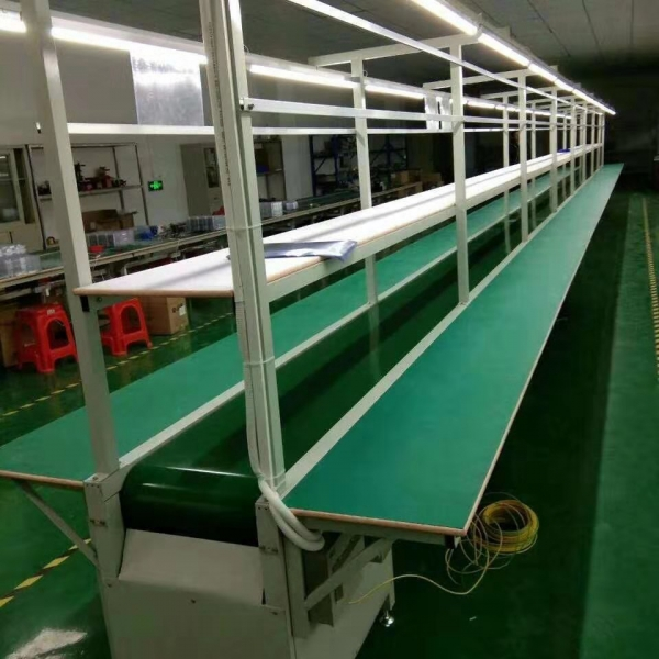 广州湖南电子厂生产线流水线