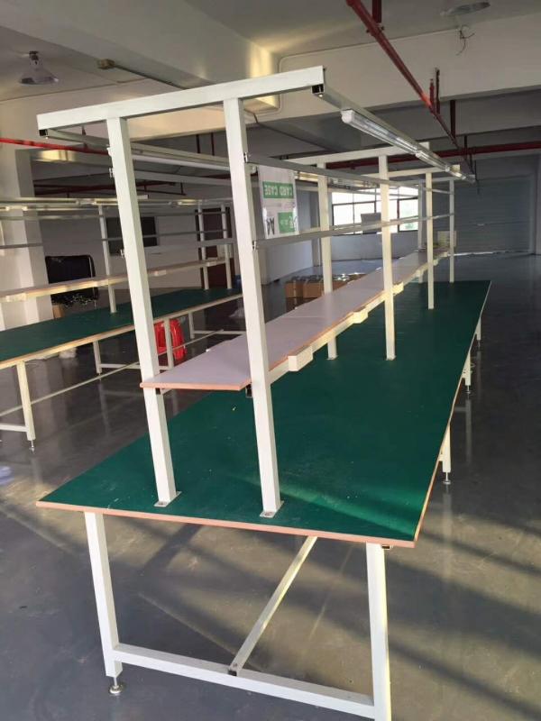 江门电子厂生产线 皮带输送组装线 上门安装